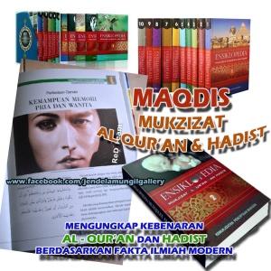 MAQDIS - Harga cash, rp. 3.110.400 * bisa cash, cicilan, arisan, deposit