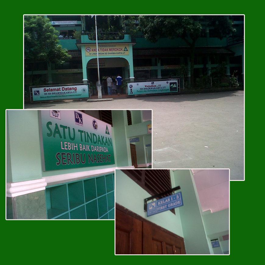 Review Sd School Survey Part I Sekitar Sawangan Parung Cinangka Pondok Cabe Afternoon