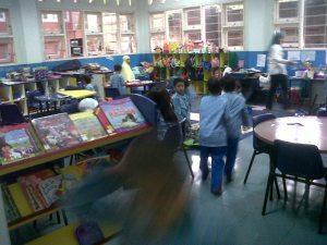 suasana dalam kelas SD